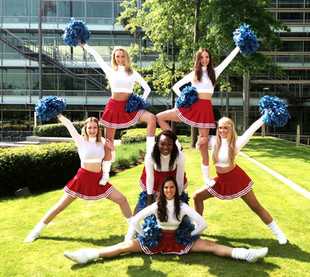 CHEER ON A BUDGET: CHEAP & FAST CHEERLEADING UNIFORMS