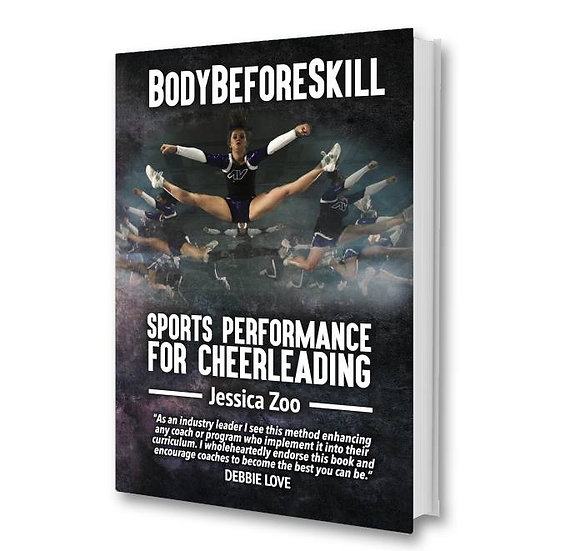 Body Before Skill: Sports Performance for Cheer