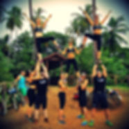 Cheerleading Fitness