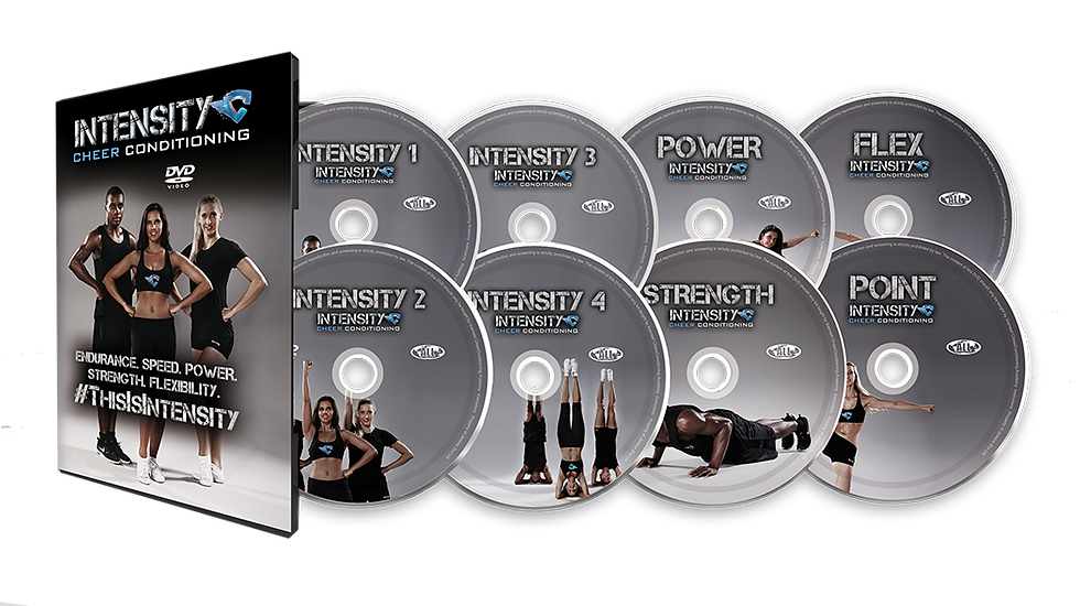 INTENSITY™ DVD Boxset