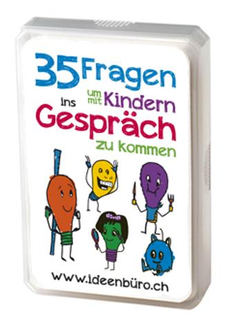 """Kartenset """"Ins Gespräch Kommen"""""""