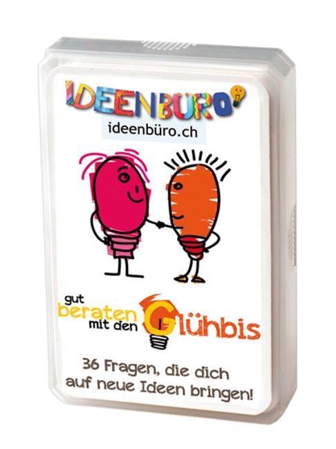 """Kartenset """"Auf neue Ideen bringen"""""""