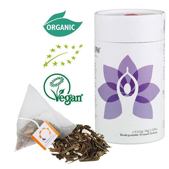 I Know - Crown Chakra Organic Pyramid Teabags
