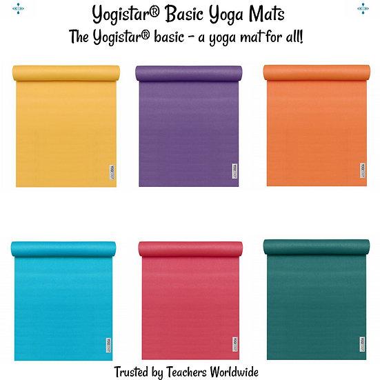 Yogistar® Basic Yoga Mat