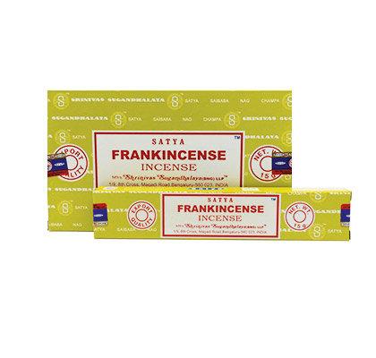 Incense Satya Frankincense