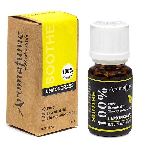 Aromafume Essential Oil -  Lemongrass