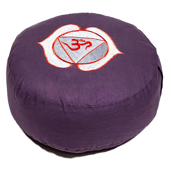 Meditation Cushion - 6th Chakra Ajña