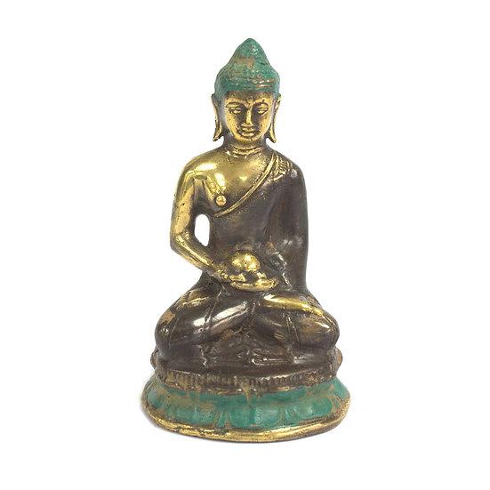 Small Meditation Sitting Buddha
