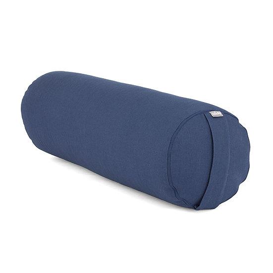 Bodhi Yoga Bolster Classic blue large