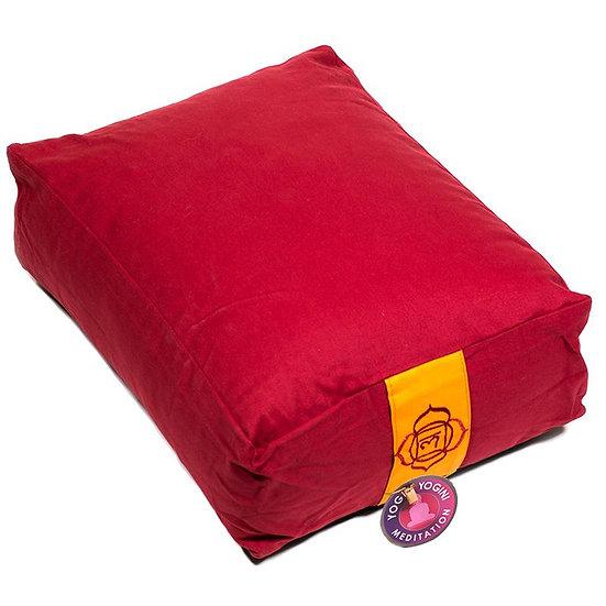 Yoga bolster/Med. Cushion 1st Chakra Muladhara