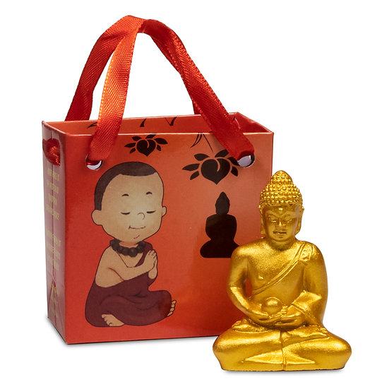 Meditation Buddha in gift bag