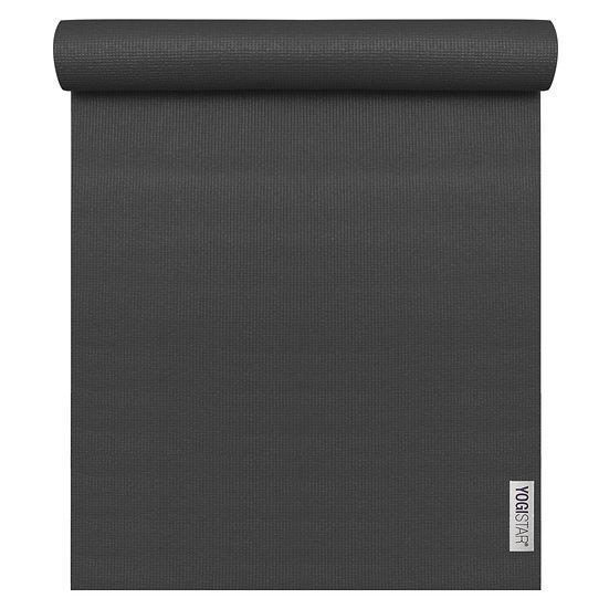Yogistar® Basic Yoga Mat Zen Black