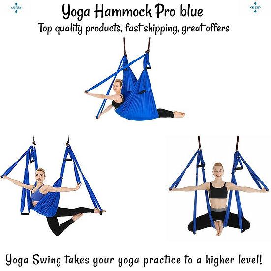 Yoga Hammock Pro blue