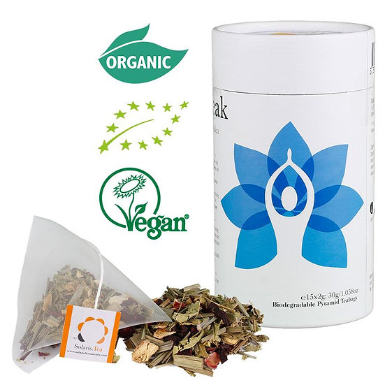 I Speak - Throat Chakra Organic Pyramid Teabags