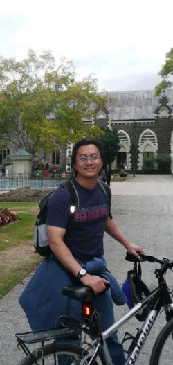 cycling nz