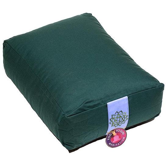 Yoga bolster/Med. Cushion 4th Chakra Anahata