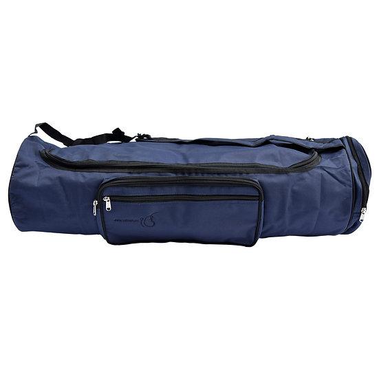 Yoga bag ''Sat Nam''Navy Blue