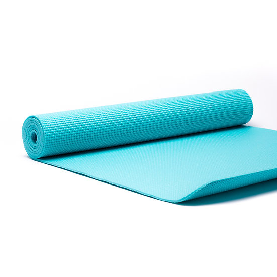 Yogi & Yogini Yoga Mat 5mm - Turquoise