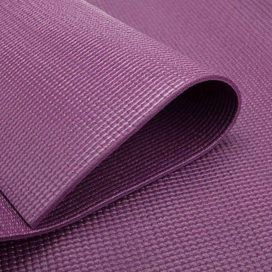 Yogi & Yogini Yoga Mat 5mm - Purple