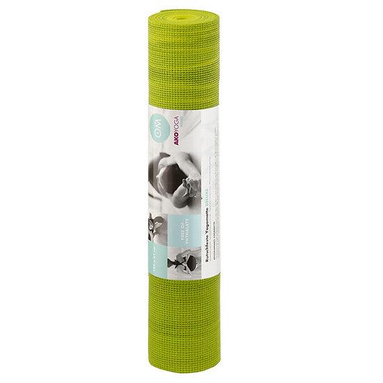 Yoga Mat Deluxe OM Ako Yoga 6mm - Rainforest