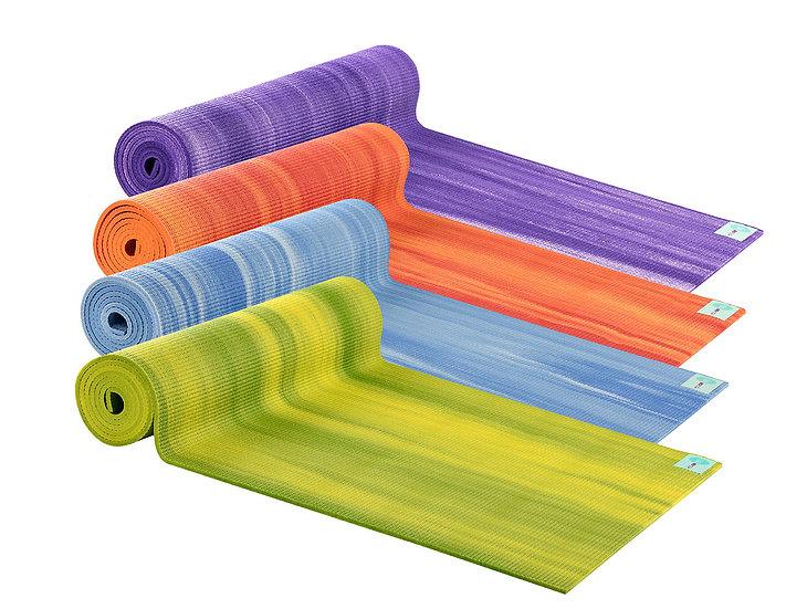 Yoga Mat Deluxe OM Ako Yoga 6mm