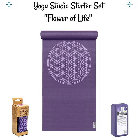 Yoga Studio Starter Set ''Flower of Life''
