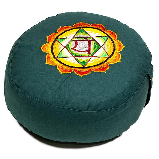 Meditation Cushion - 4th Chakra Anahata