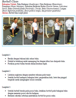 Barbell_Clean