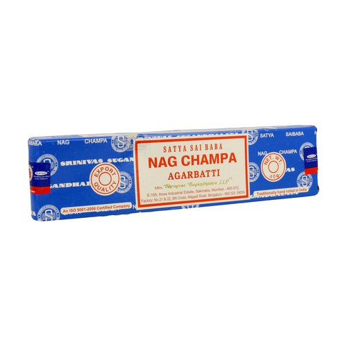 Satya Incense Sticks - Nag Champa Agarbatti