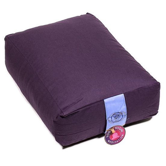 Yoga bolster/Med. Cushion 6th Chakra Ajña