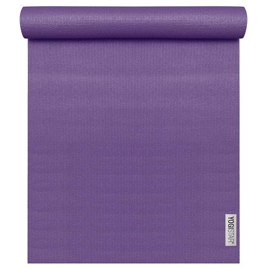 Yogistar® Basic Yoga Mat Purple