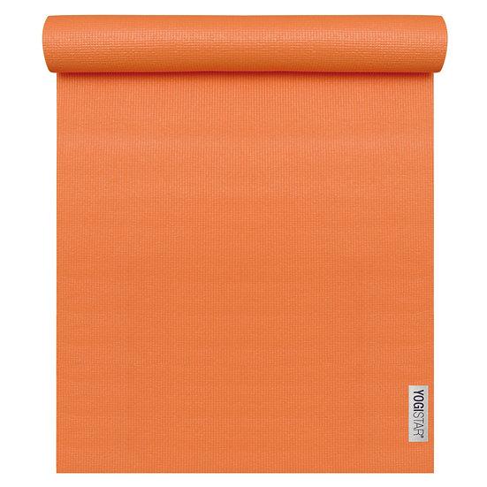Yogistar® Basic Yoga Mat Mango - Orange