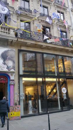Gaelic Paris rue de Rivoli