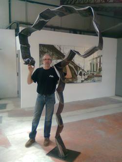 """""""L'arbre"""" et Thierry Dehais"""