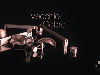 Coleção Cobre Vecchio !!