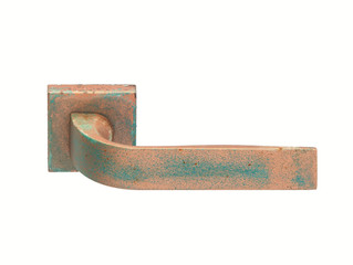 Linha de maçanetas Oxidada -Frascio