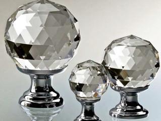 O Brilho dos cristais Swarovski!