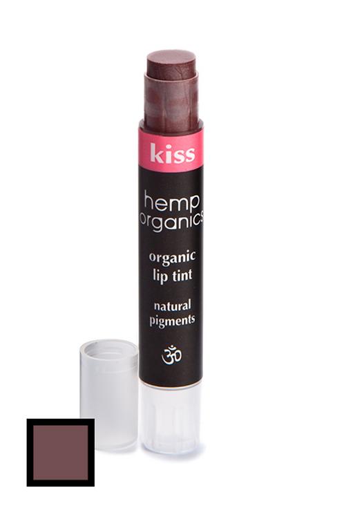 hemp organics lip tint - kiss