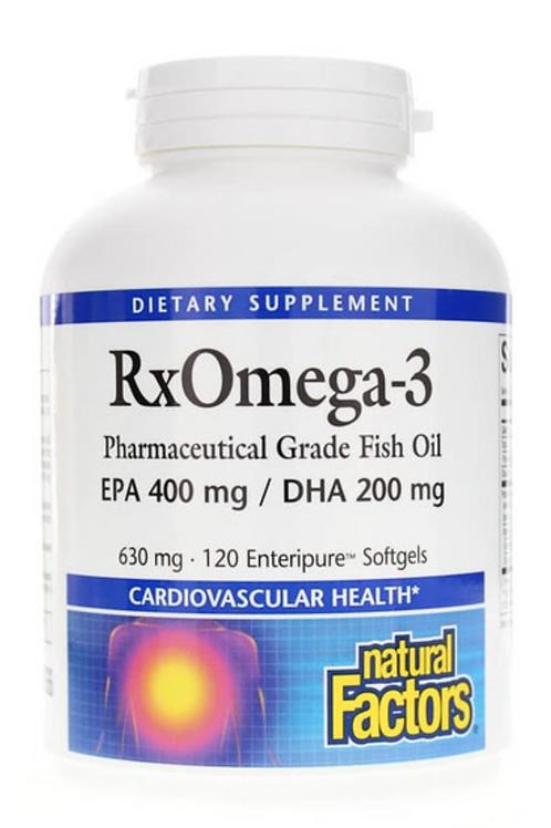 Natural Factors - Omega-3 Supplement