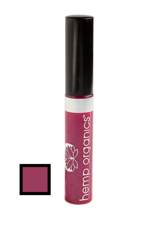 hemp organics lip gloss - heaven