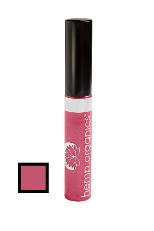 hemp organics lip gloss - ecstasy
