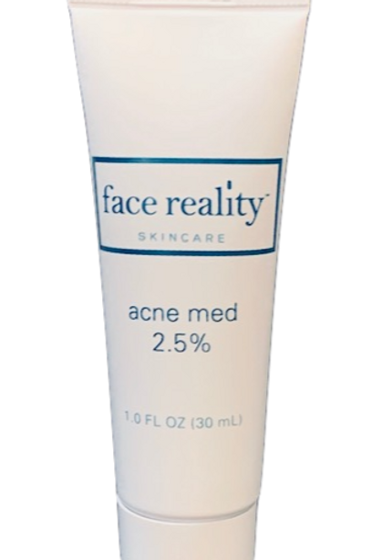 acne med 2.5% - small
