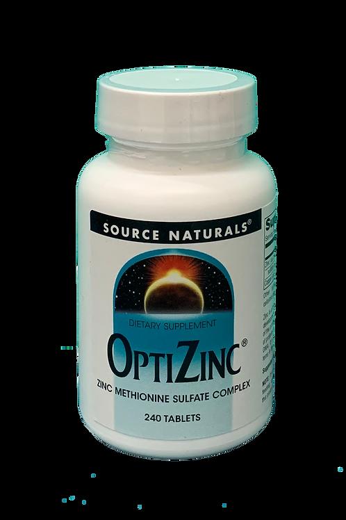 OptiZinc Supplement
