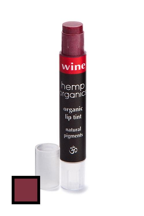 hemp organics lip tint - wine