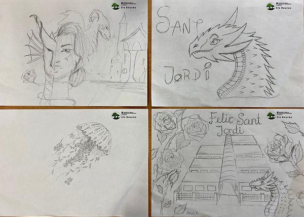 Dibuixos guanyadors Sant Jordi 2021.jpg