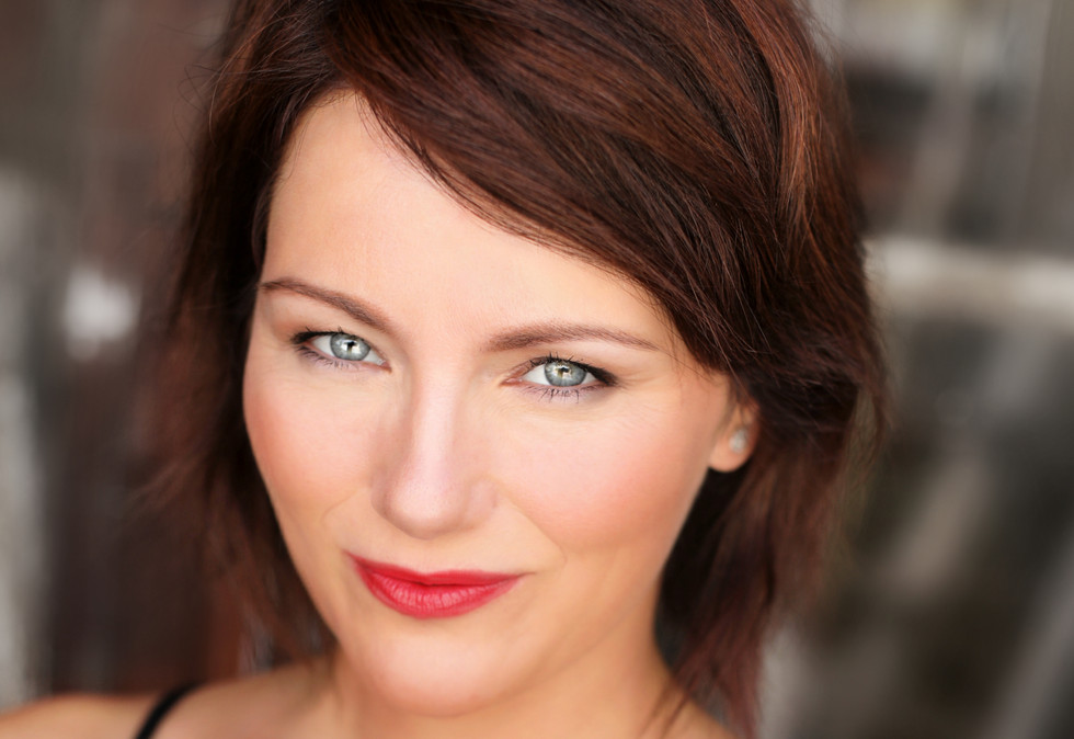 Michelle Boback Theatrical Headshot Aug: