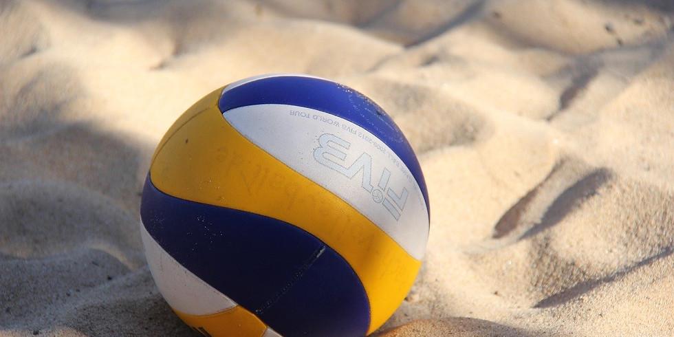 Aufbau Beachfelder
