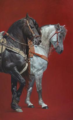 Von Grone-Dancing Horses