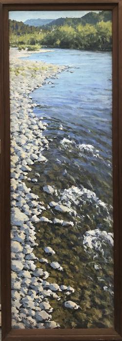 Jarvela-Salmon Trail, 38 x 13 3:4%22 $32