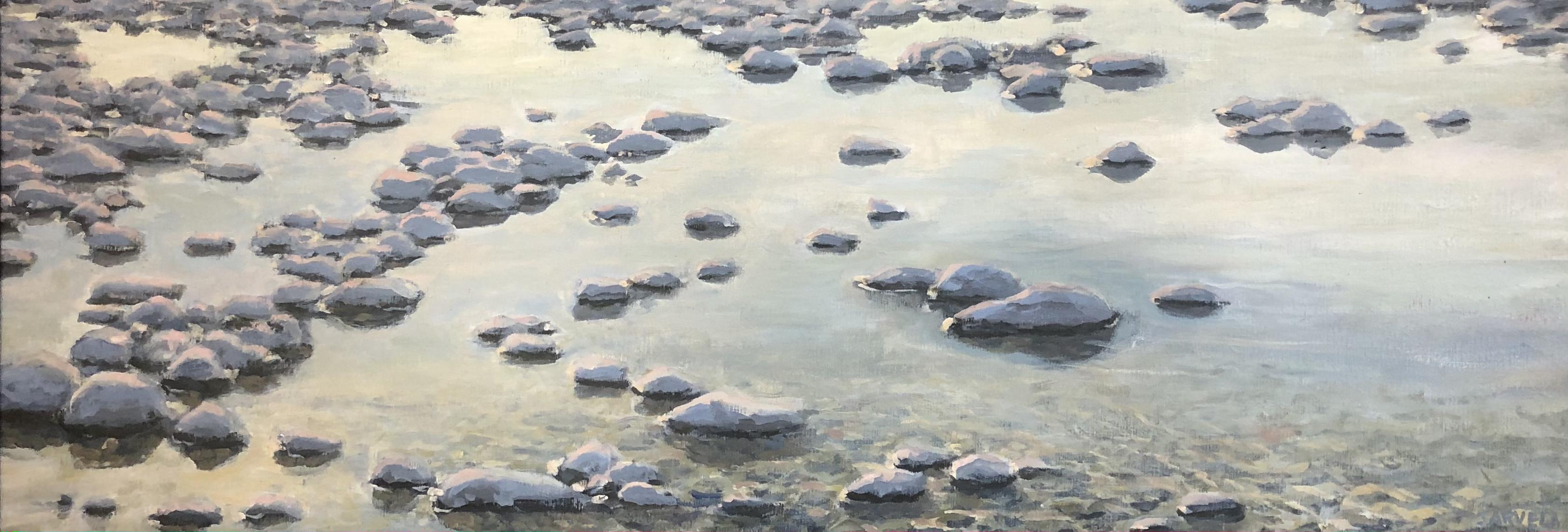 Jarvela-Stones in the River